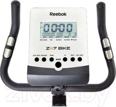 Велотренажер Reebok ZR7 Exercise Bike / RE1-11700ZWH - дисплей