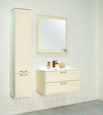 Зеркало для ванной Акватон Леон 80 (1A186402LBPR0)