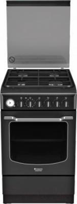 Кухонная плита Hotpoint HT5GM4AF C (AN)