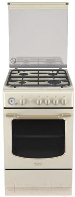 Кухонная плита Hotpoint HT5GG3F C (OW)