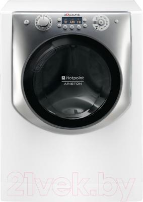 Стирально-сушильная машина Hotpoint AQD970F 49 EU