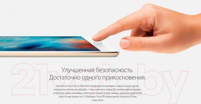 Планшет Apple iPad mini 4 Cell MK6Y2RK/A (серый)