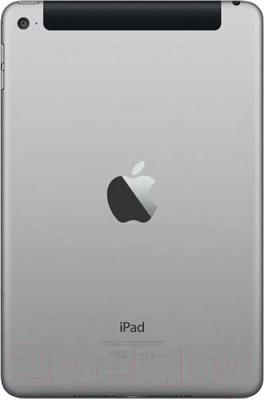 Планшет Apple iPad mini 4 Cell MK722RK/A (серый)