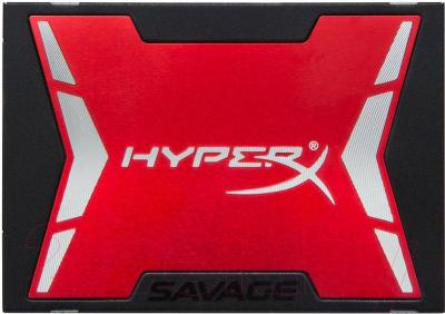 SSD диск Kingston HyperX Savage Bundle Kit 120GB (SHSS3B7A/120G)