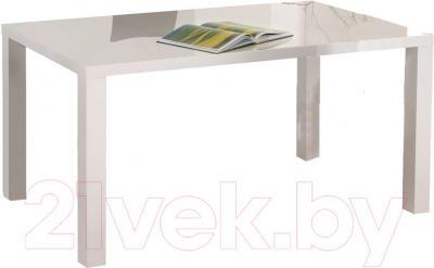 Обеденный стол Halmar Ronald 160x200 (белый)