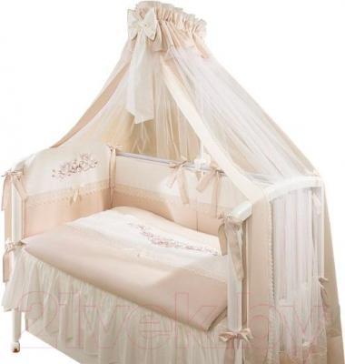 Балдахин на кроватку Perina Эстель Э1/1-01.2