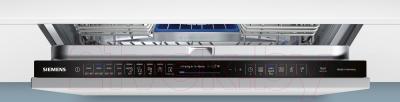 Посудомоечная машина Siemens SN678X50TR - панель управления