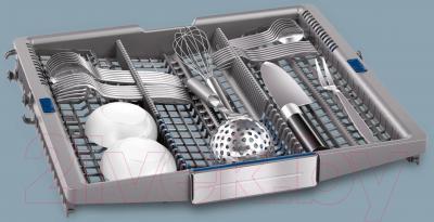 Посудомоечная машина Siemens SN678X50TR - верхняя корзина