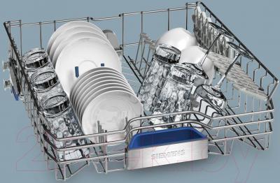 Посудомоечная машина Siemens SN678X50TR - средняя корзина