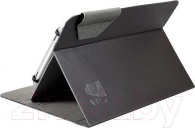 """Чехол для планшета Port Designs Sakura Universal 7-8"""" / 201391 (темно-серый) - пример использования"""