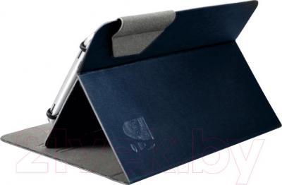 """Чехол для планшета Port Designs Sakura Universal 7-8"""" / 201392 (темно-синий) - пример использования"""