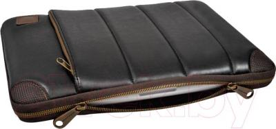 """Чехол для ноутбука Port Designs San Diego 11"""" / 201210 (черно-коричневый)"""