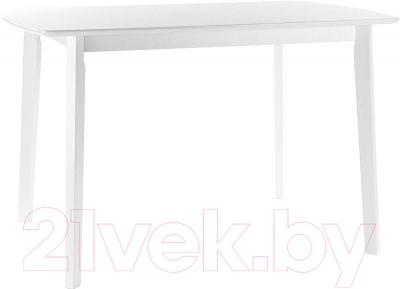 Обеденный стол Signal Luton (белый)