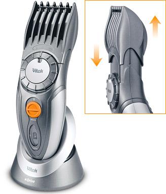 Машинка для стрижки волос Vitek VT-1367 - общий вид