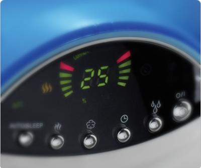 Ультразвуковой увлажнитель воздуха Boneco Air-O-Swiss 7135 - дисплей