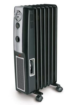 Масляный радиатор Vitek VT2101 - вид спереди