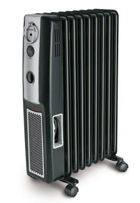 Масляный радиатор Vitek VT2102 - вид спереди