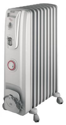 Масляный радиатор DeLonghi KR730920 - общий вид