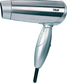 Компактный фен Vitek VT-1337 - общий вид