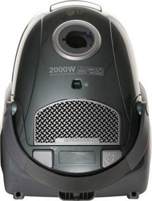 Пылесос LG VC3720HU - вид спереди