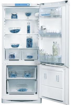 Холодильник с морозильником Indesit B 15 - Общий вид
