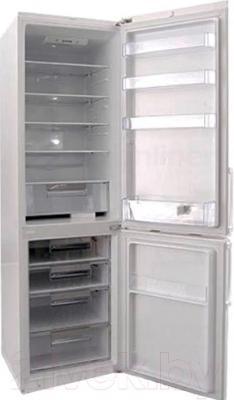 Холодильник с морозильником LG GA-479UBA