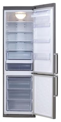 Холодильник с морозильником Samsung RL-44 ECTB - общий вид