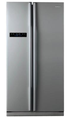 Холодильник с морозильником Samsung RS20CRPS - общий вид