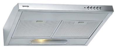 Вытяжка плоская Gorenje DU6345E - вид спереди