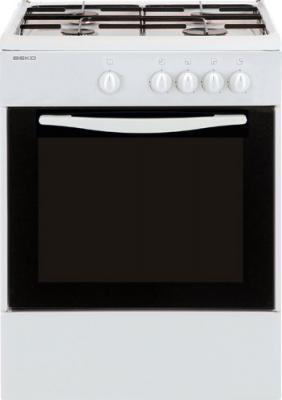 Кухонная плита Beko CG 61001 - вид спереди