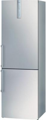 Холодильник с морозильником Bosch KGN36A63 - Вид спереди