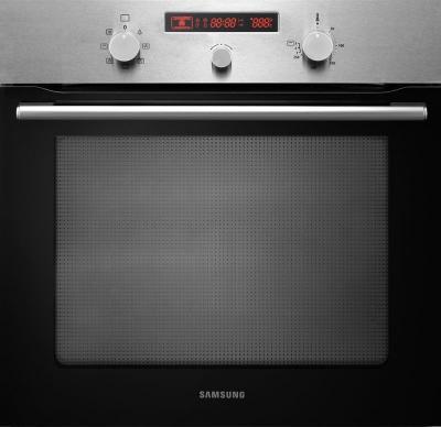 Электрический духовой шкаф Samsung BF641FST - вид спереди