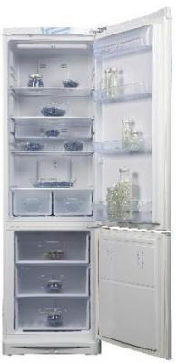 Холодильник с морозильником Indesit B 20 D FNF X - Общий вид