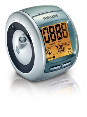 Радиочасы Philips AJ 3600/00C - вид спереди