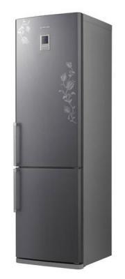 Холодильник с морозильником Samsung RL-44 ECPB - общий вид