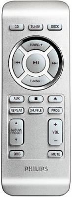Магнитола Philips AZ1330D/12 - пульт управления