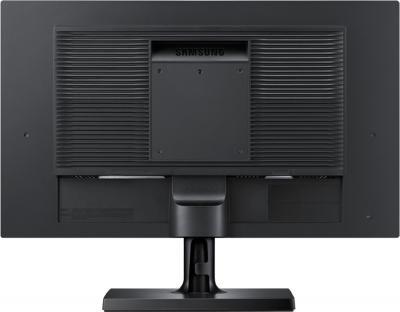 Монитор Samsung S20C200B (LS20C20KBS/CI) - вид сзади