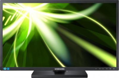 Монитор Samsung S24C450BW (LS24C45KBW/CI) - фронтальный вид
