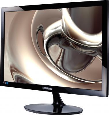 Монитор Samsung T24B300EW (LT24B300EWH/CI) - общий вид