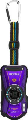 Компактный фотоаппарат Pentax Optio WG-1 (Purple) - общий вид