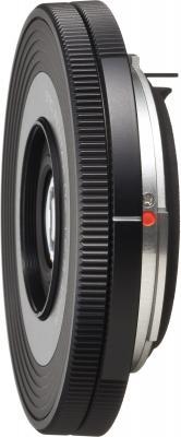 Беззеркальный фотоаппарат Pentax K-01 + DA 40mm XS Black - объектив в комплекте