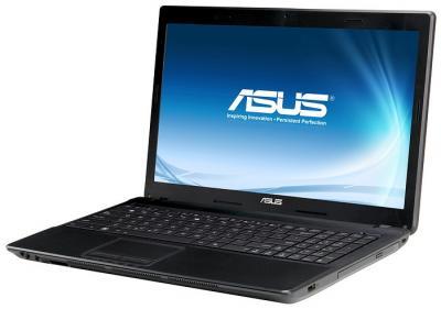 Ноутбук Asus X54HR-SX292V - общий вид