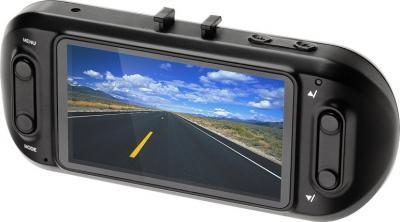 Автомобильный видеорегистратор SeeMax DVR RG500 - дисплей