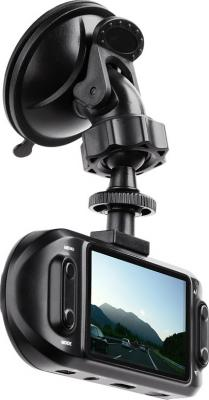 Автомобильный видеорегистратор SeeMax DVR RG500 - дисплей (с креплением)