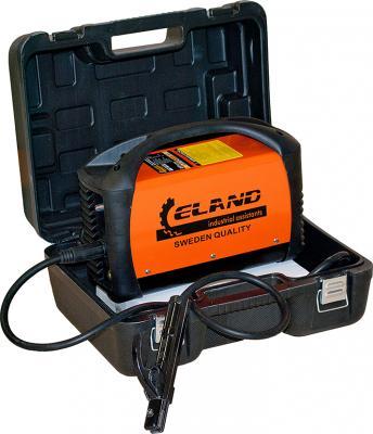 Инвертор сварочный Eland MMA-180B LUX - комплектность