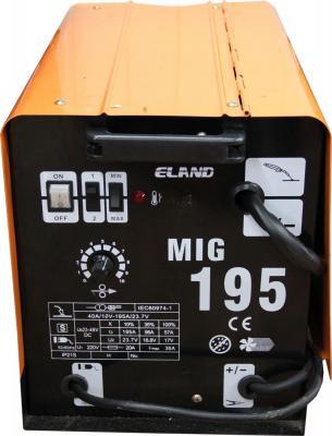 Полуавтомат сварочный Eland MIG-195 - вид спереди