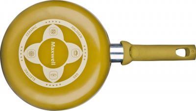 Сковорода Maxwell MLA-019 - виз снизу