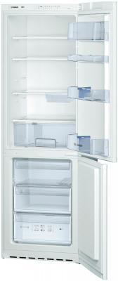 Холодильник с морозильником Bosch KGV36VW21R - общий вид