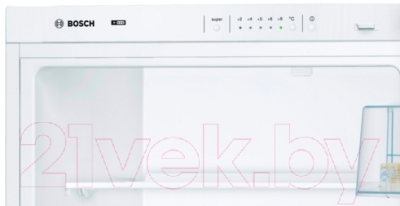 Холодильник с морозильником Bosch KGV36VW21R