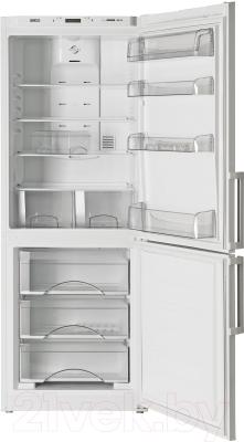 Холодильник с морозильником ATLANT ХМ 4521-000-N - внутренний вид